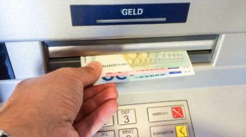 Geldabheben wird teuer