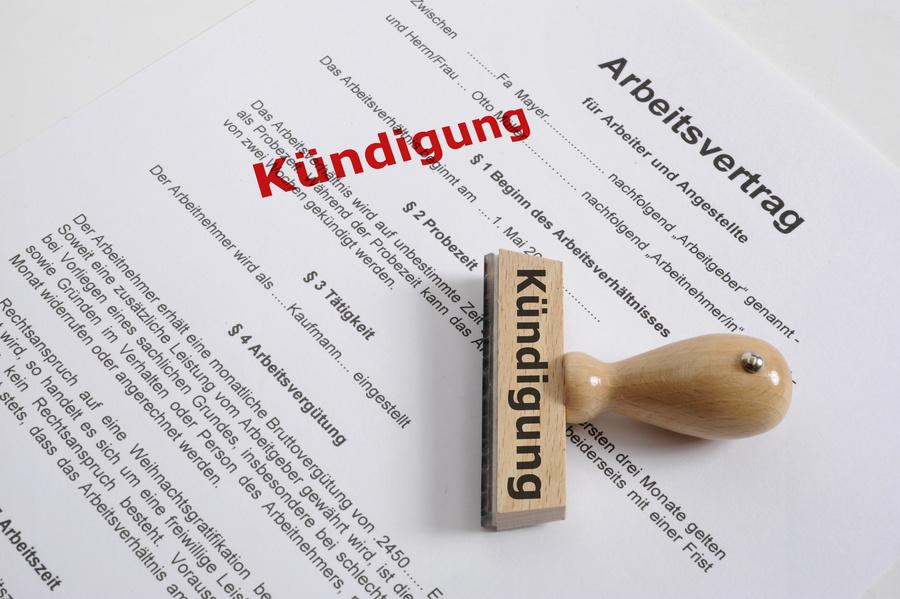 Tipps Für Arbeitnehmer Kündigung Und Aufhebungsvertrag